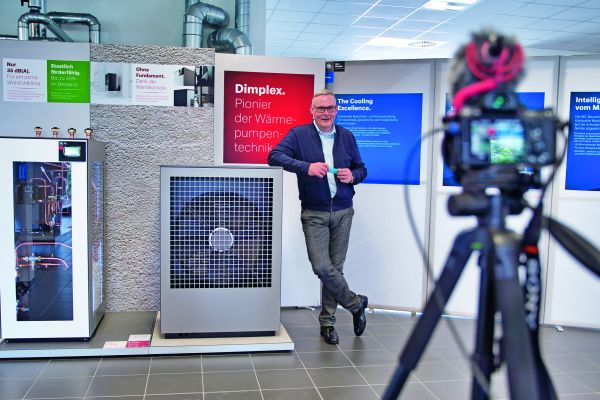 ISH digital: Dimplex geht online