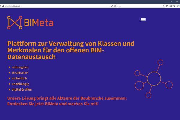 Erste digitale Plattform für alle BIM-Klassen