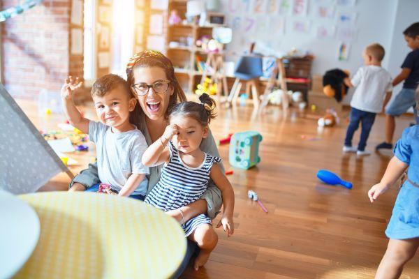 Lunos bringt frische Luft in Kindergärten