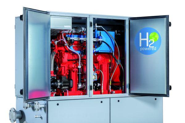 ISH digital: Zukunftstechnologie Wasserstoff