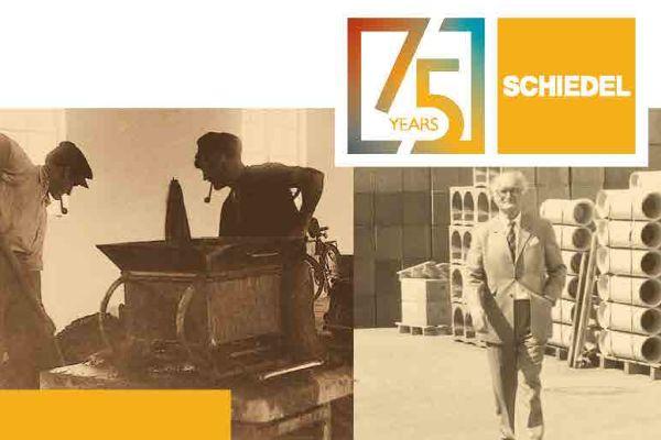 75 Jahre Schiedel