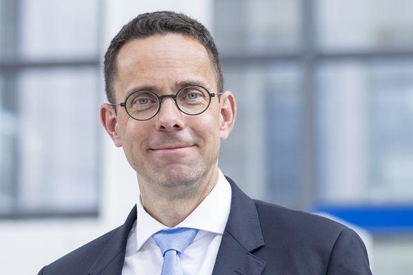 Dr. Wolfgang Weber, Vorsitzender der Geschäftsführung des Zentralverbandes Elektrotechnik- und Elektronikindustrie (ZVEI).