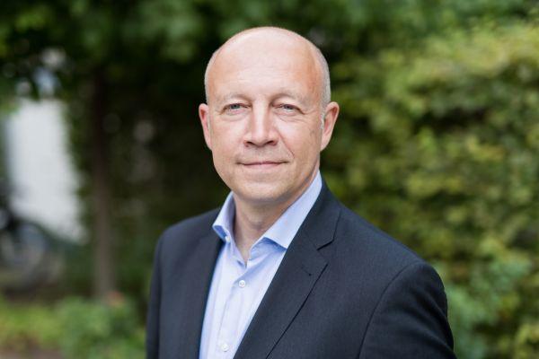 Andreas Kuhlmann, Vorsitzender der Geschäftsführung der Deutschen Energie-Agentur (dena).