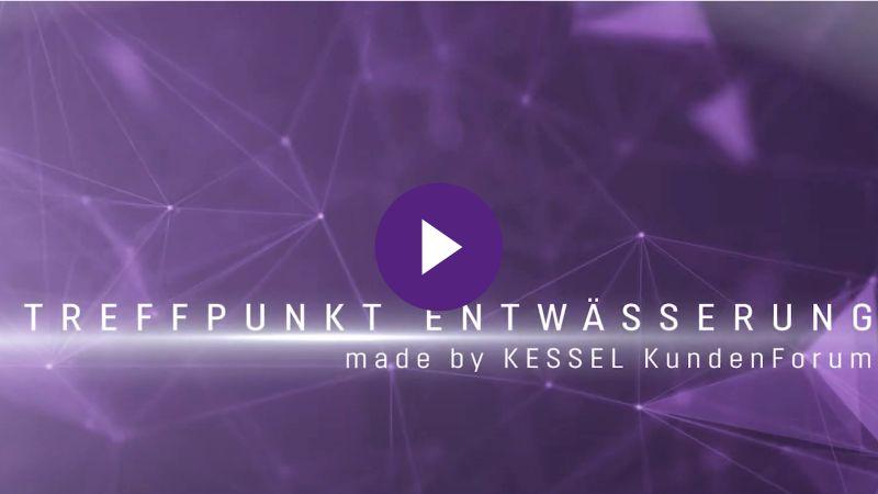 """Neuer Video-Podcast """"Treffpunkt Entwässerung"""""""