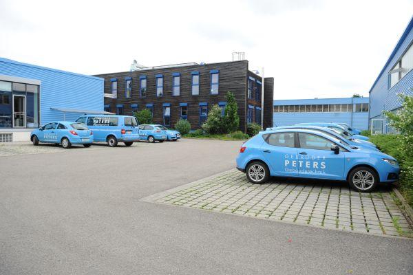 Die Service-App und pds Software spielen bei Gebrüder Peters täglich eine zentrale Rolle in der Steuerung des Unternehmens mit über 800 Mitarbeitern.