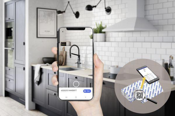 ISH digital: Interaktive 3D-Plattform von Hansa