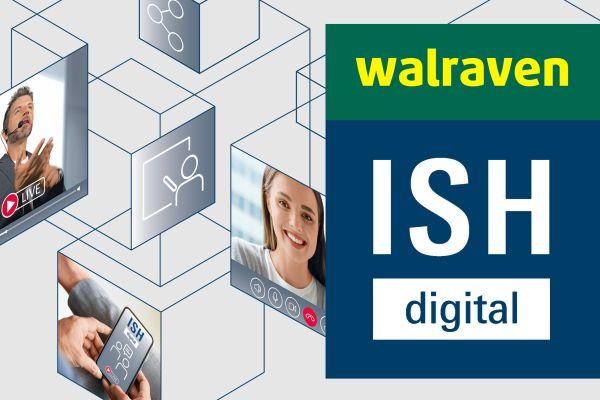 ISH digital: Walraven setzt auf Digitalisierung