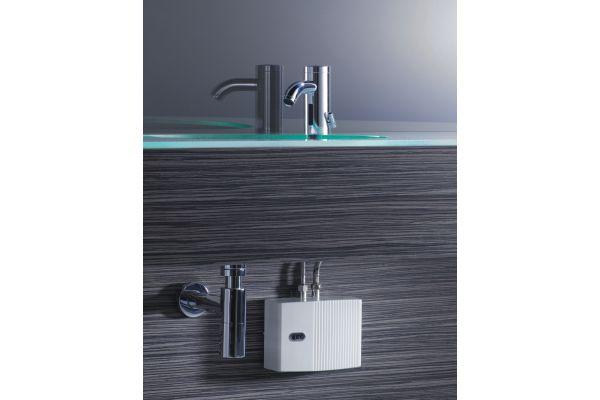 Elektronische AEG Klein-Durchlauferhitzer bieten Wirtschaftlichkeit auf engstem Raum: Mehr Wasserkomfort, weniger Energieverbrauch