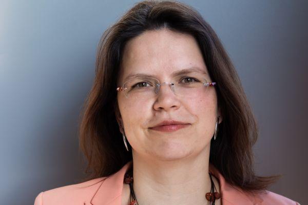 Nadine Lorenz in der Geschäftsführung des VTH