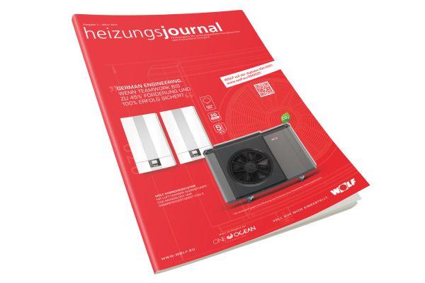 HeizungsJournal - Heft 3, März 2021 HeizungsJournal - Heft 3/2021
