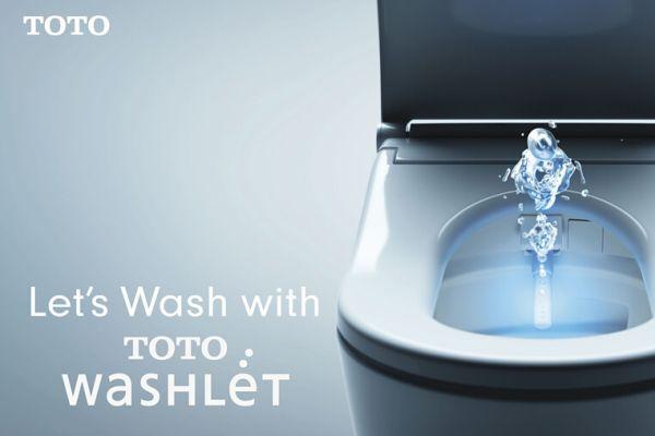 "ISH digital: TOTO lädt zur ""Cleanovation"""
