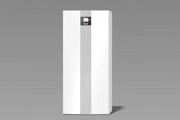 Universelle Heizungslösung mit flexiblen Abgasanschlüssen: der Gas-Brennwertkessel TGB-2-20/30 von WOLF