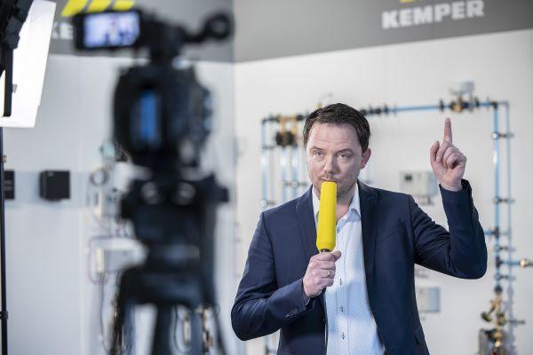 ISH digital: Kemper startet neues Video-Format