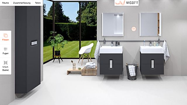 Das Bild zeigt einen Bild aus dem ViSoft-Konfigurator.