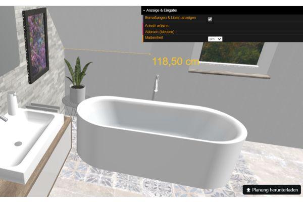 Der Palette CAD Web Viewer generiert begehbare, technische Zeichnungen und erleichtert so die Arbeit auf der Baustelle.