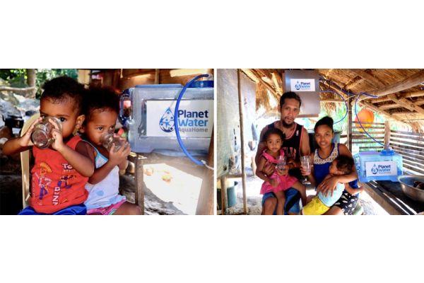 Weltwassertag 2021: SFA Gruppe unterstützt Planet Water Foundation