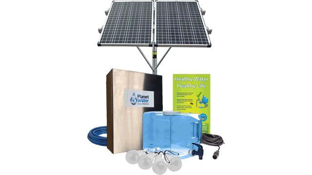 Das AquaHome nutzt sowohl Regen- als auch Grundwasser für die Versorgung der Haushalte