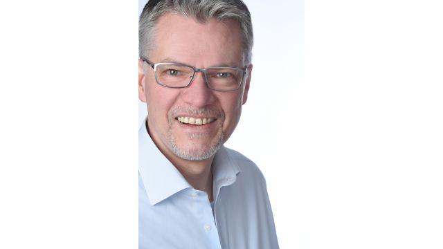 Das Bild zeigt Reinhard Laing.