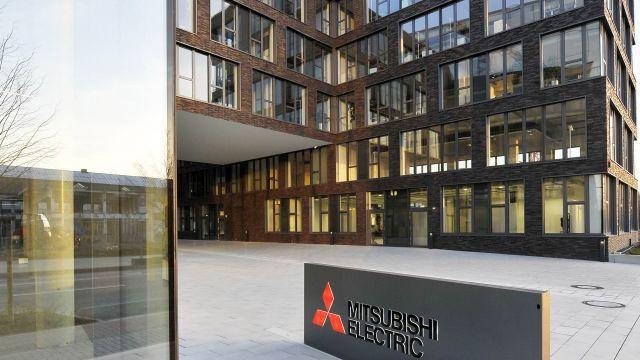 Das Bild zeigt den Firmensitz des Unternehmens in Ratingen.