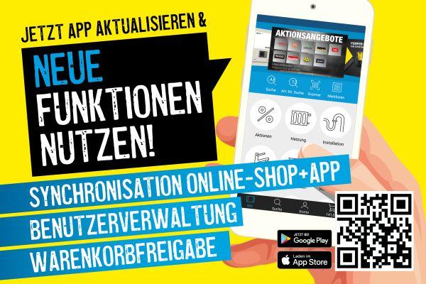 Weinmann & Schanz: Bestell-App jetzt mit neuen Funktionen
