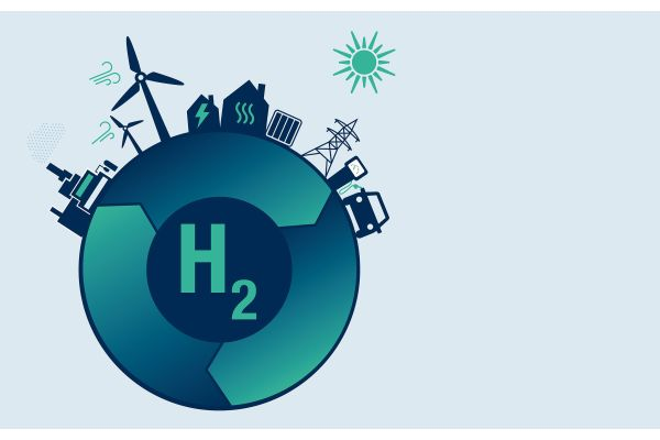 Wasserstoff als Schlüsselelement für die Energiewende