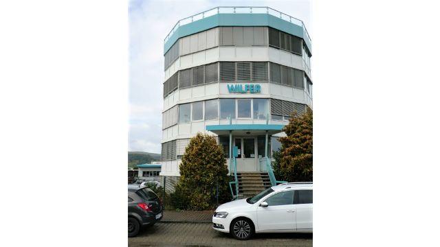 Das Bild zeigt das Firmengebäude der Firma Wilfer GmbH