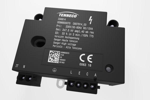 Tenneco bringt intelligentes Zündgerät für Öl- und Gasbrenner mit integrierter Flammerkennung in die Serie