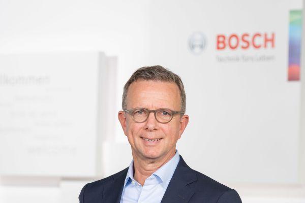 Jan Brockmann, Vorsitzender der Geschäftsführung von Bosch Thermotechnik.