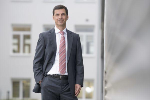 Thomas Bauer, Mitglied der Geschäftsführung von Bosch Thermotechnik mit Zuständigkeit für Vertrieb und Marketing.