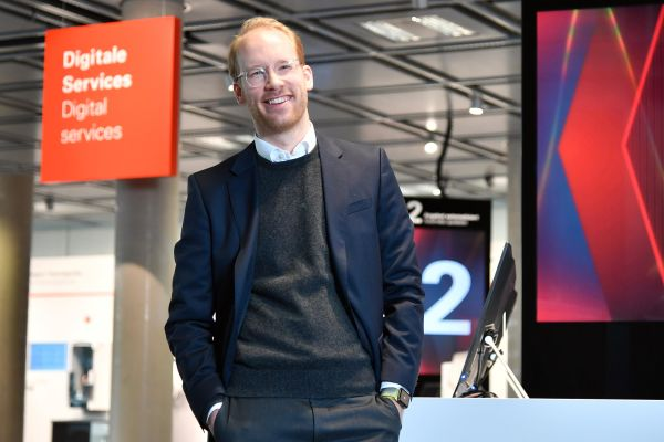 Maximilian Viessmann, Co-CEO der Viessmann Group und CEO von Viessmann Climate Solutions.