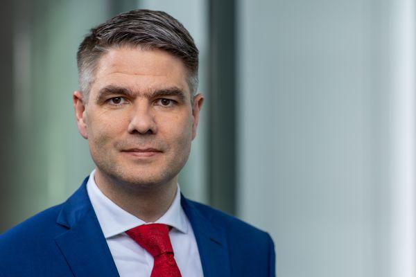 Dr. Andree Groos, Geschäftsführer Vertrieb, Marketing und Service der Vaillant Group.