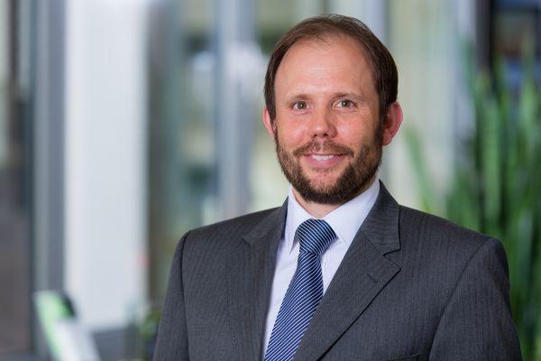 Dr. Tillmann von Schroeter, Geschäftsführer von Vaillant Deutschland.