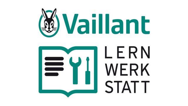 Logo der Vaillant Lernwerkstatt