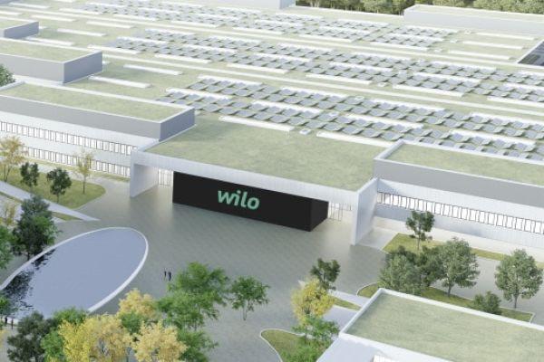 Wilo Gruppe startet stark ins Jahr 2021