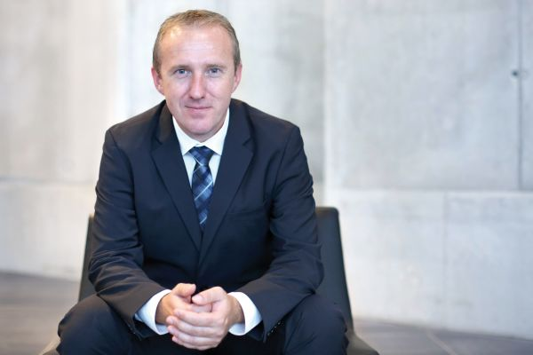Martin Hackl, Global Director der Business Unit Solar Energy, Fronius International GmbH