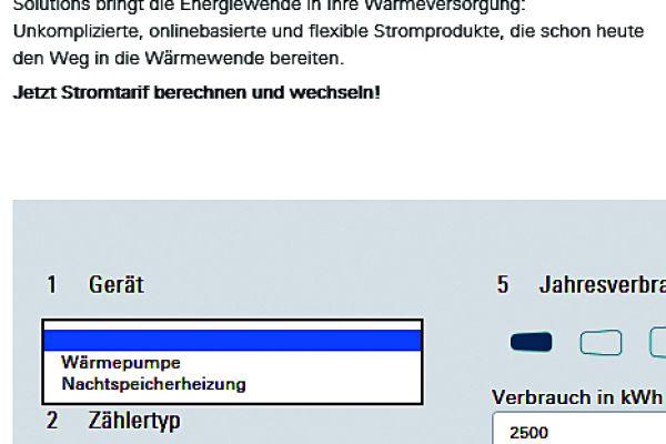Unkomplizierte, onlinebasierte und flexible Stromprodukte: Strom von der Viessmann-Tochter Energy Market Solutions GmbH.