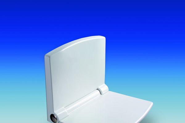 """Das Bild zeigt den """"Sanit lifestyle""""-Duschsitz."""