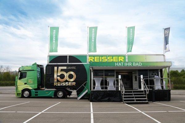 Trucktour, Roadshow und neue Eigenmarken
