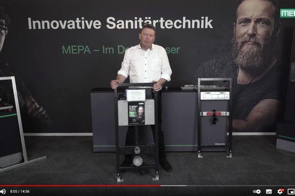 Neues MEPA-Video