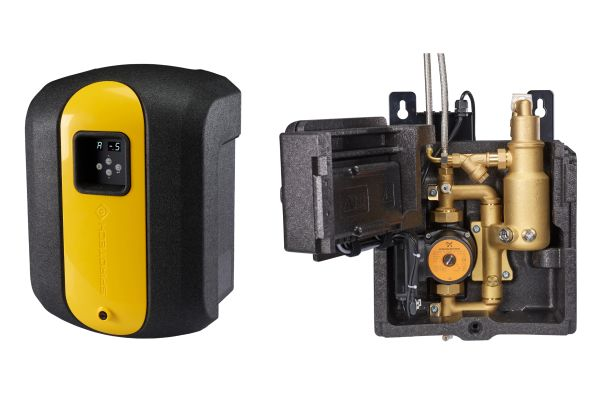 Der neue Vakuumentgaser SpiroVent Superior S250 von Spirotech – effizient und leise