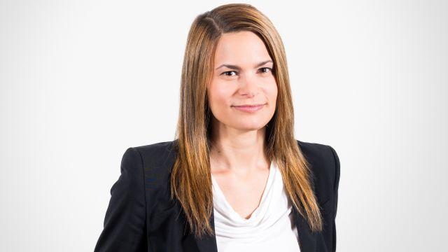 """Lichtbild: Kerstin Moser vom Softwarehaus Moser. """"Das ZUGFeRD-Format ist besonders für die digitale Rechnungsabwicklung zwischen Unternehmen zu empfehlen."""