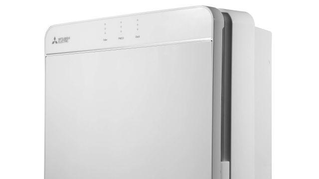 Produktabbildung: Das geringe Gewicht und die kompakten Abmessungen des mobilen Luftfiltersystems