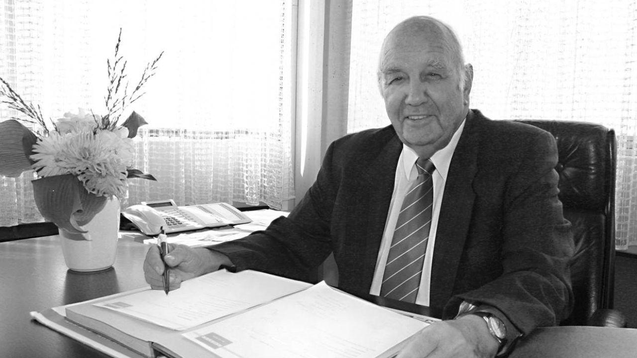 Trauer um Helmut Reißer