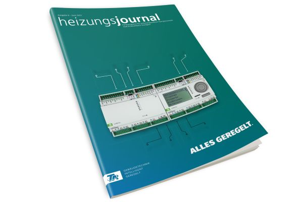 HeizungsJournal - Heft 6, Juni 2021 HeizungsJournal - Heft 6/2021