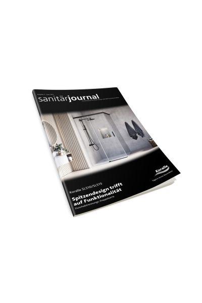 SanitärJournal - Heft 3, Juni 2021 SanitärJournal - Heft 3/2021