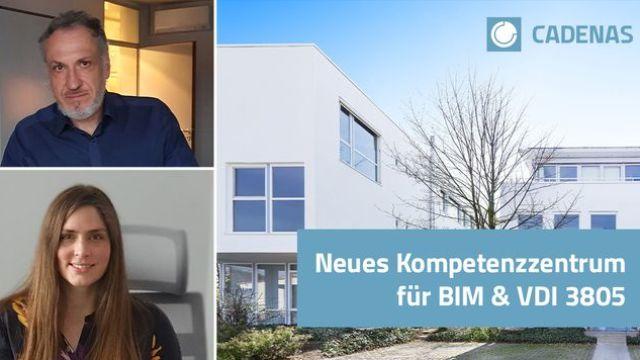 Abbildung Kompetenzzentrum bei Heidelberg: Karsten Spieß und Stefanie Enkler.