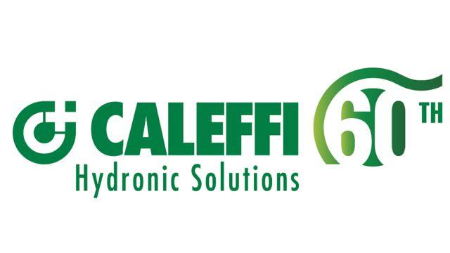 Das Logo von Firma Caleffi