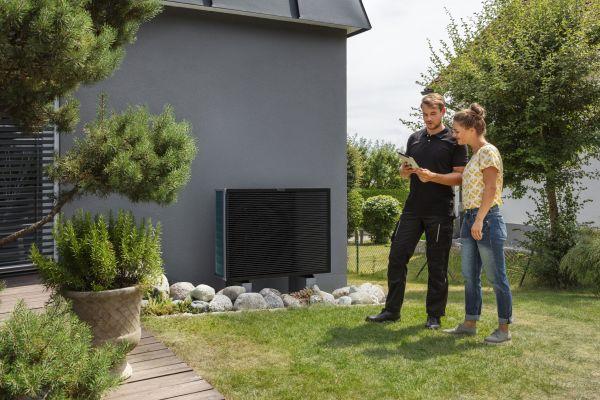 Durch die hohe Endenergieausnutzung sind elektrische Wärmepumpen eine Komplettlösung für die intelligente Gebäudekonditionierung und ein wesentlicher Baustein zur Umsetzung der Energiewende im Gebäudebereich.