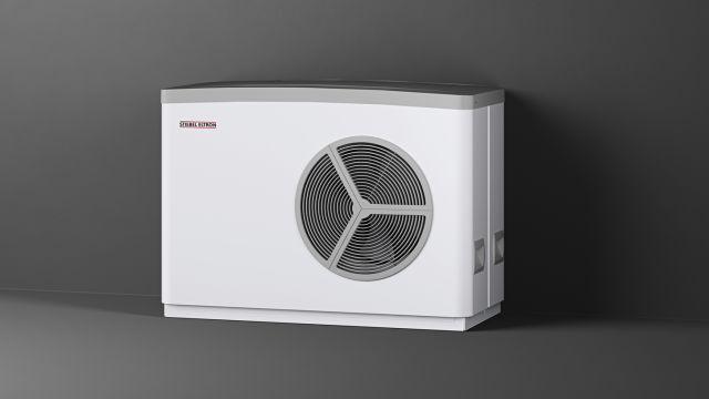 Foto: Invertergeregelte Monoblock-Luft/Wasser-Wärmepumpe WPL-A Premium von Stiebel Eltron.