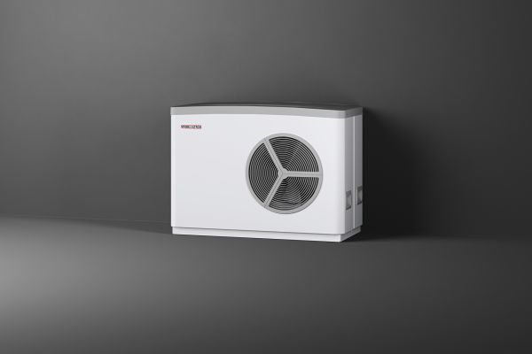 Die invertergeregelte Monoblock-Luft/Wasser-Wärmepumpe WPL-A Premium von Stiebel Eltron.
